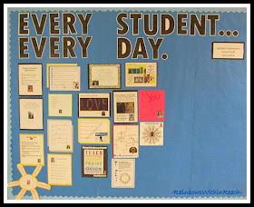 200+ Back to School Bulletin Boards & Classroom Door Decorations at RainbowsWithinReach