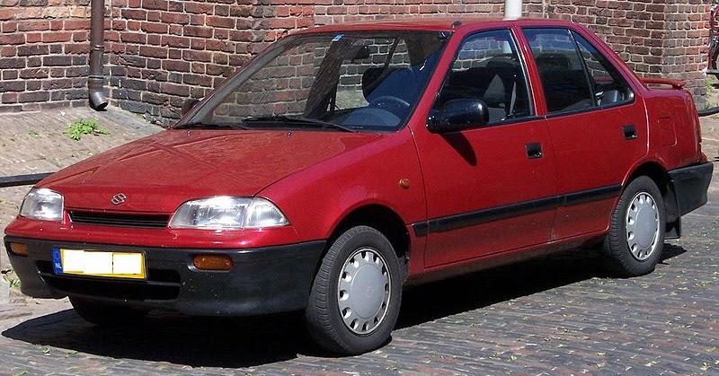Harga Mobil Suzuki Esteem