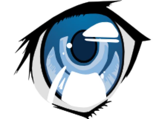 Anime Eyes Transparent Background