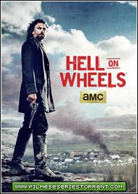 Hell On Wheels 5ª Temporada Torrent Legendado (2015)