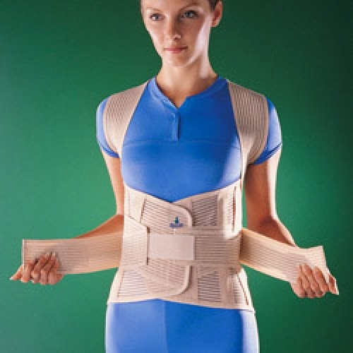 Oppo 2166 Spinal Brace