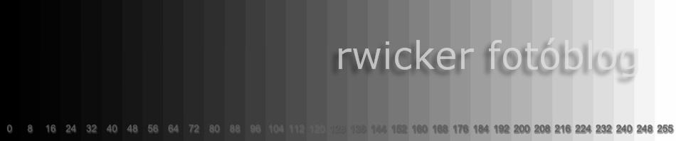 rwicker fotóblog - Wicker Richárd fotói