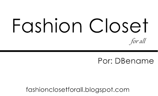 Fashion closet for all