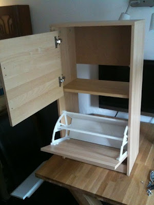vincent creative blog pimping ikea bissa. Black Bedroom Furniture Sets. Home Design Ideas