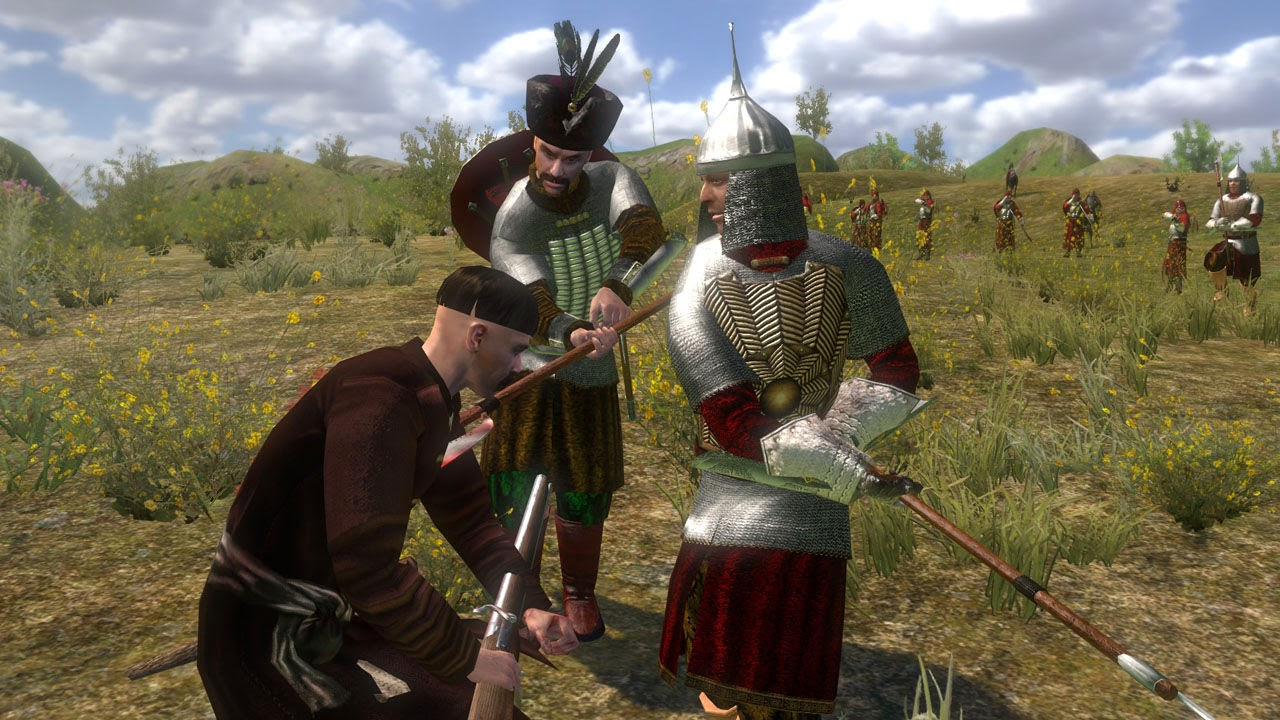 Mount & Blade: With Fire & Sword game review