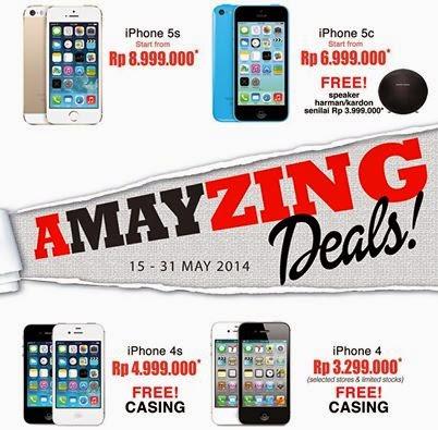 Promo iPhone AMAYZING DEALS