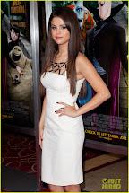 "Disney Stars Argentina Selena En La Premiere De ""hotel"
