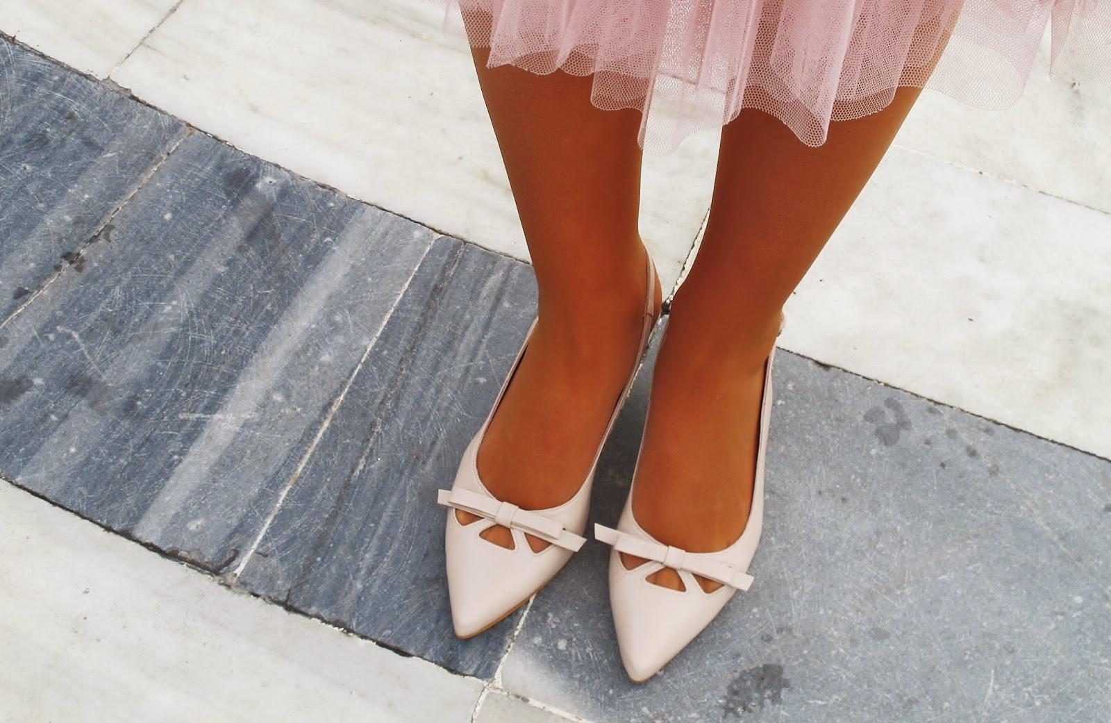 Blog zapatos y mujer paseo por los tonos rosa - Zapatos nuria cobo ...