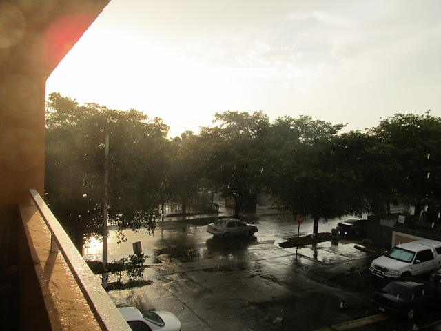 sunset photo,raining photo,hialeah