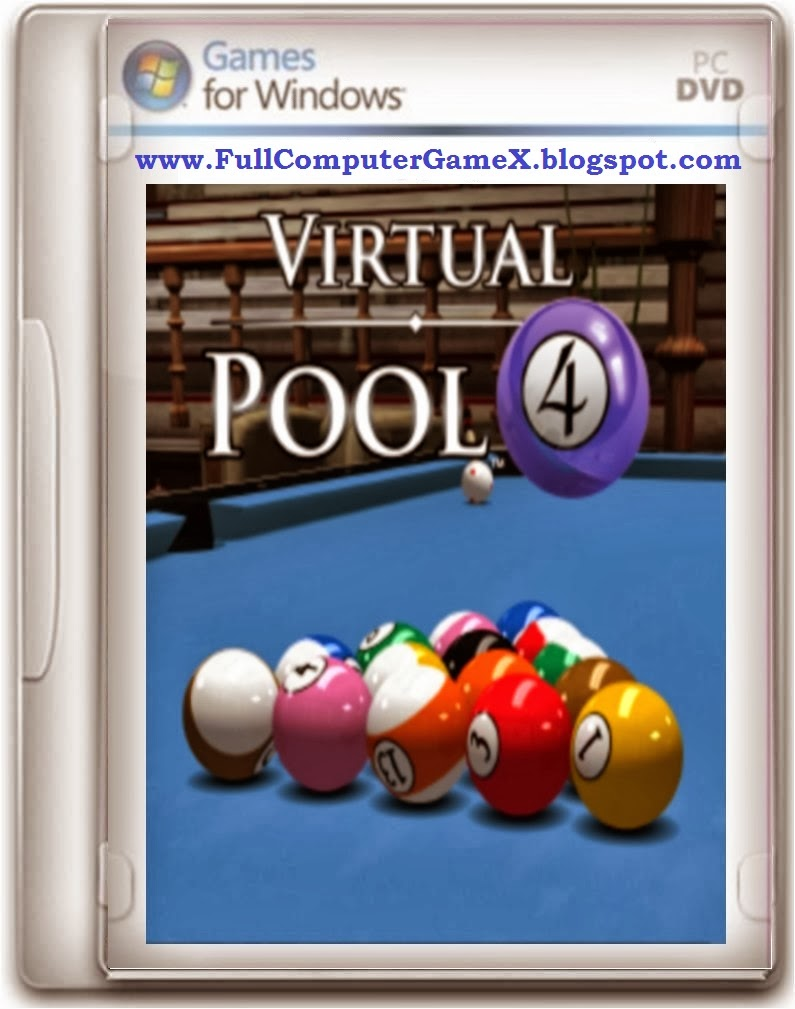 Virtual Pool 4 Free Download