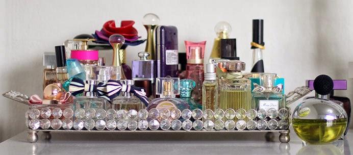 Como conservar perfumes