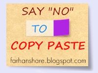 Cara Proteksi/Melindungi Gambar Blog dari Copy Paste