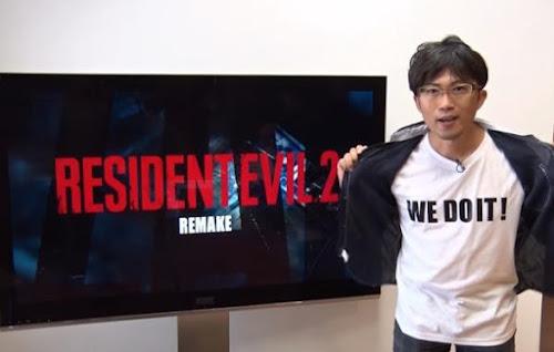 Resident Evil 2 Remake anunciado oficialmente (Legendas em PT BR)