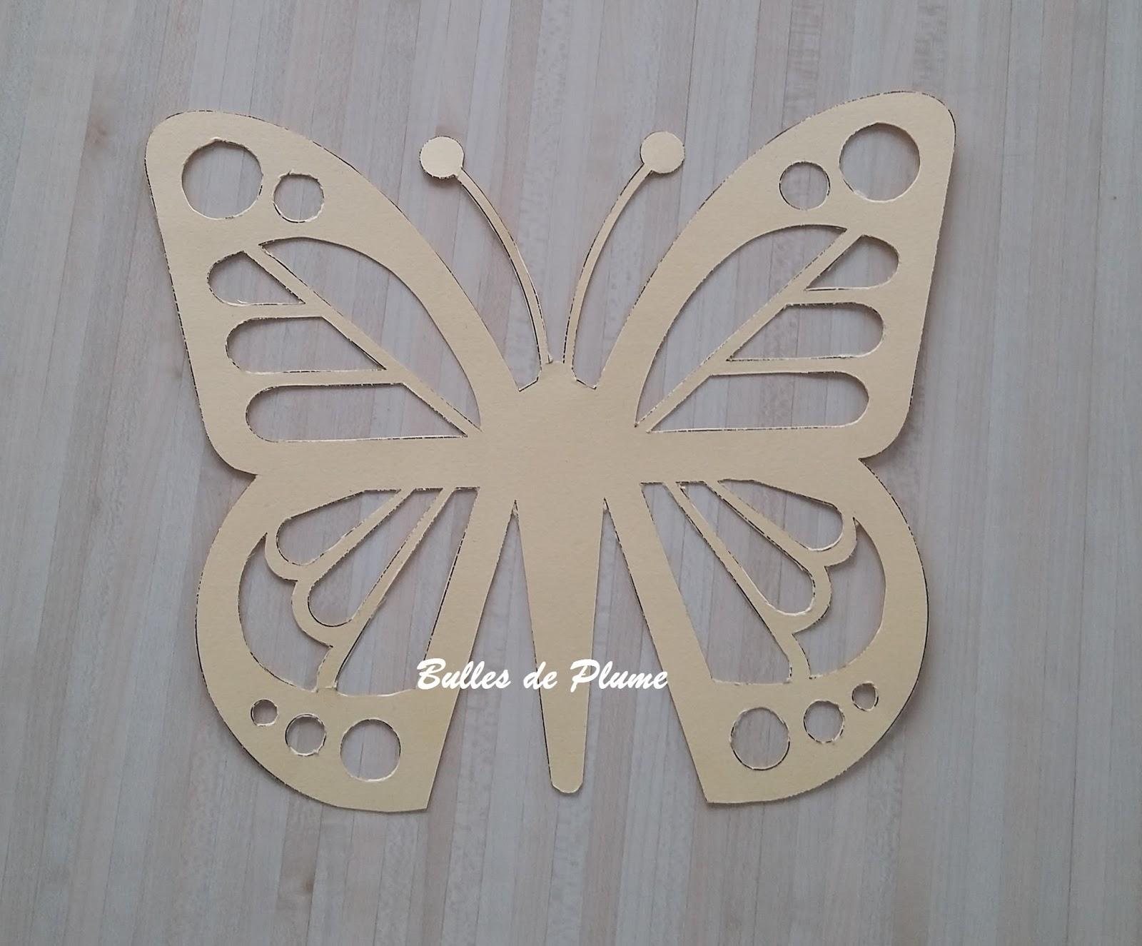 Bulles de plume diy papillon attrape soleil - Comment faire passer un coup de soleil ...