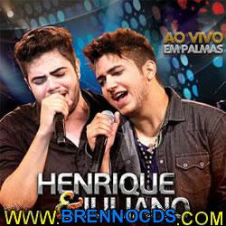 Henrique & Juliano   Ao Vivo Em Palmas (2013) | músicas