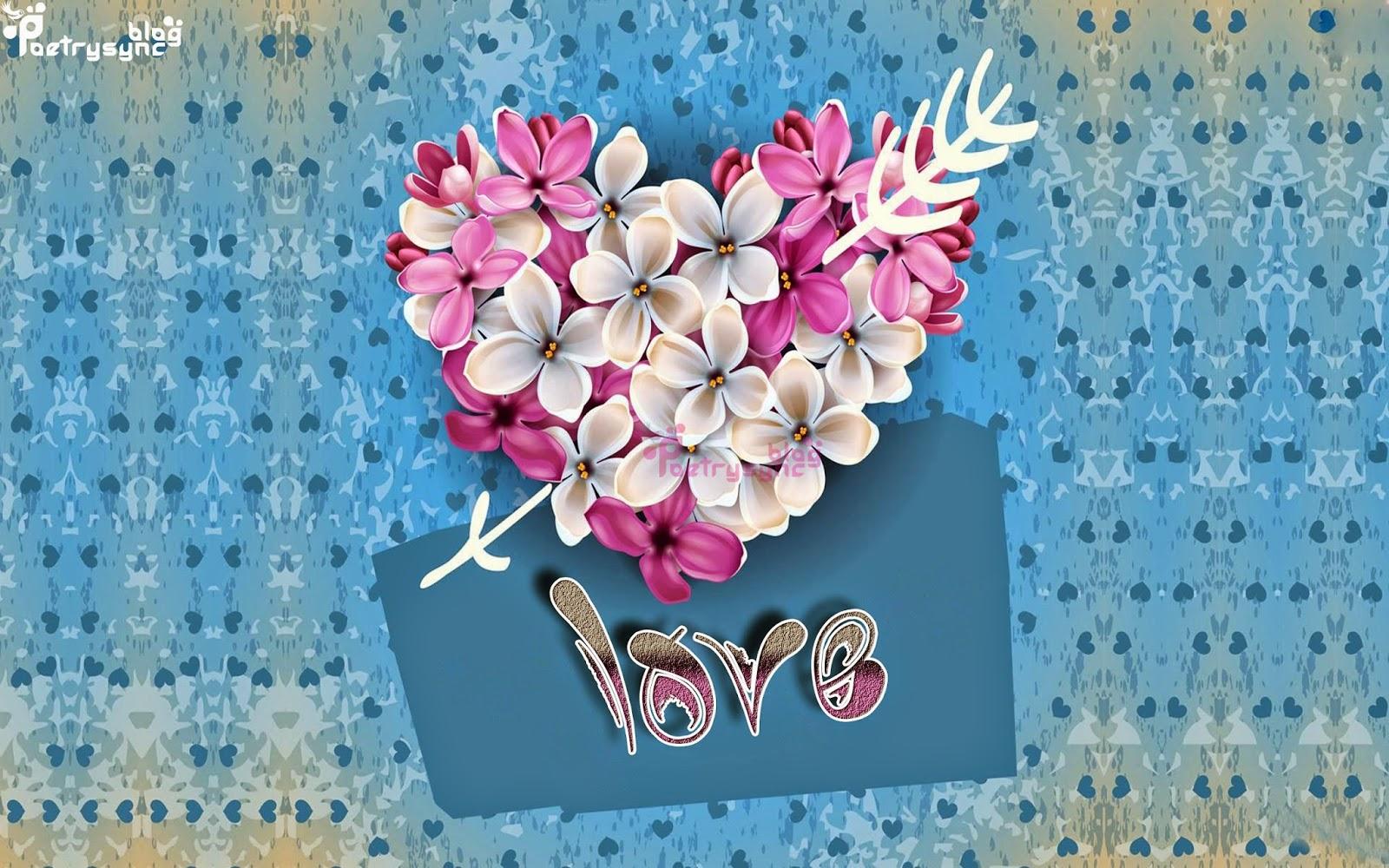 Love Heart Image Wallpaper Photo HD Wide