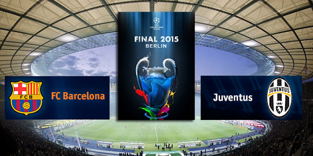 Barcelona vs Juventus Final Uefa champions league