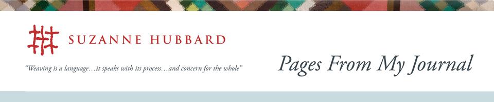 Suzanne Hubbard Blog