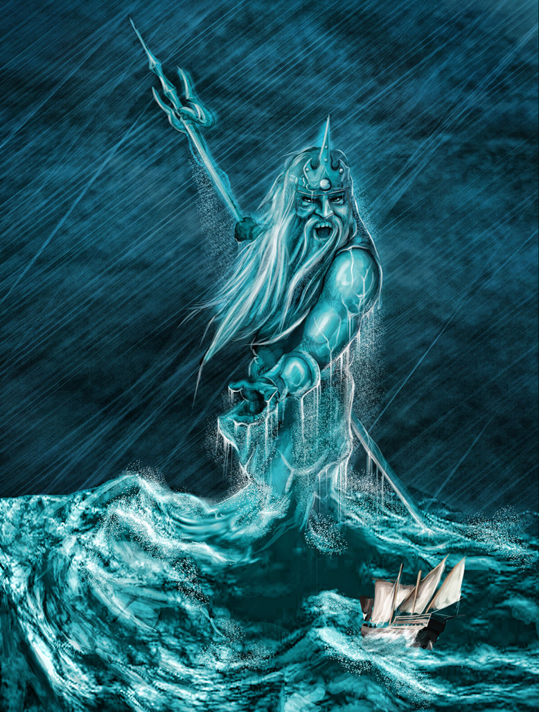 poseidon the god of - photo #9