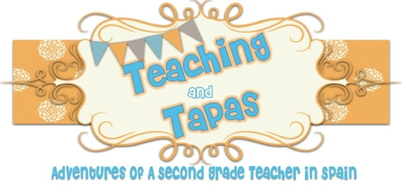 Teaching and Tapas: 2nd Grade in Spain