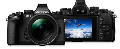 Olympus OM-D E-M1, MFT camera, in camera art filters, HDR, high speed camera, digital camera, Full HD video, 16 MP live MOS sensor
