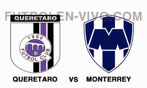 Queretaro vs Monterrey