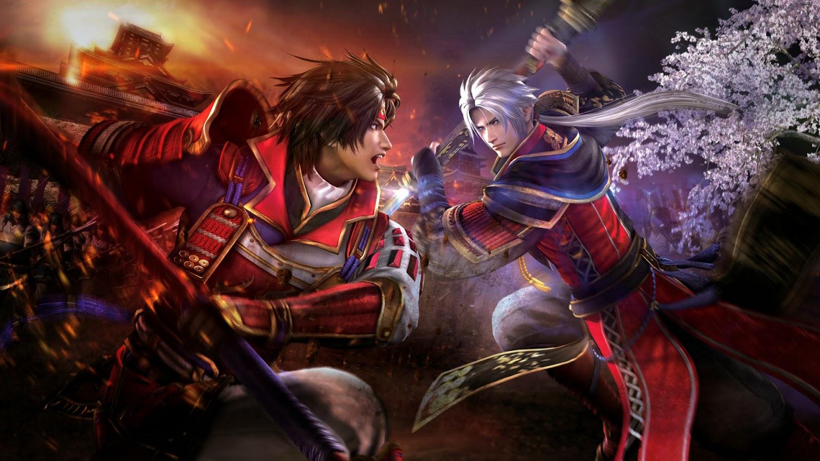 Samurai Warriors 4 ISO ZIP Download Full Game PS4