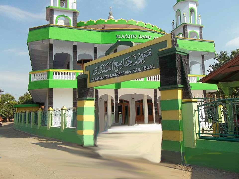 Masjid Jami At-Taqwa Desa Karanganyar