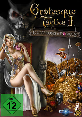 GROTESQUE TACTICS 2 DUNGEONS AND DONUTS (FREE DOWNLOAD FOR PC)