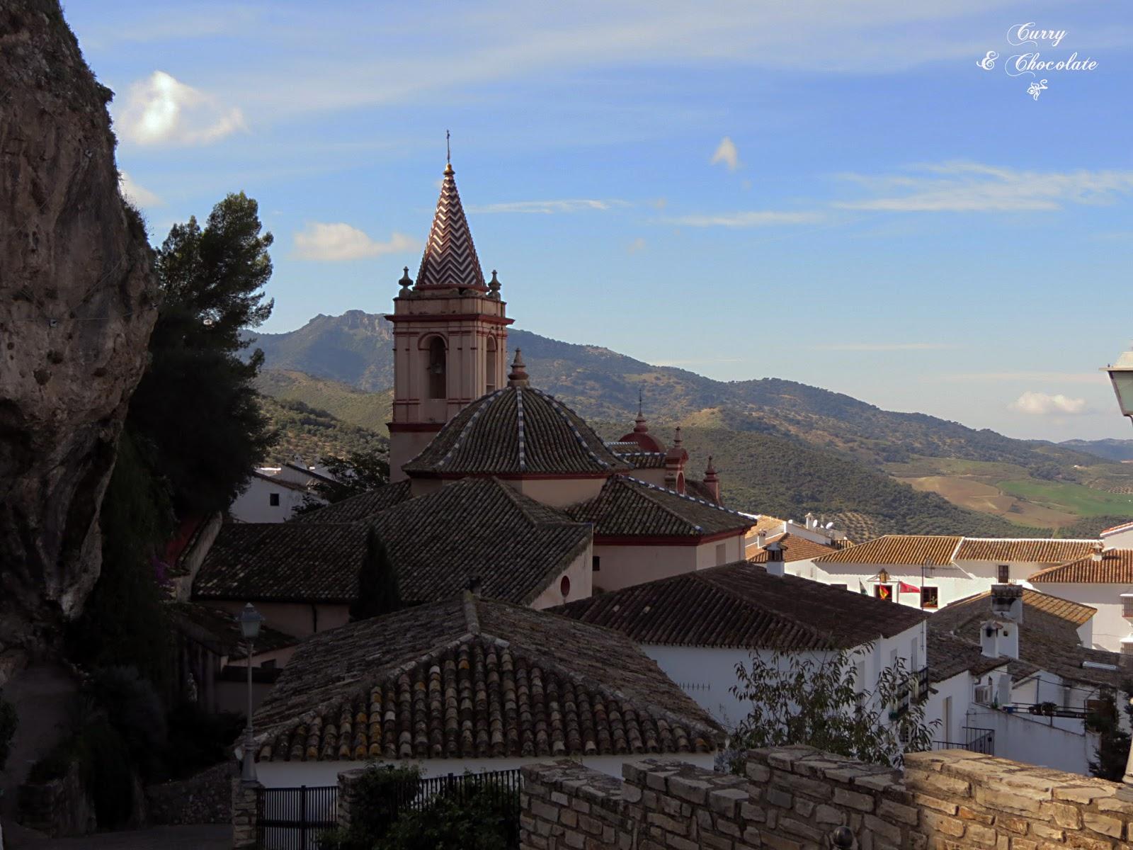Iglesia en Zahara
