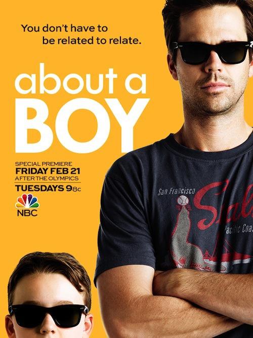 About a Boy saison 01-02 VOSTFR