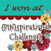 {Pin}spirational Challenge winner