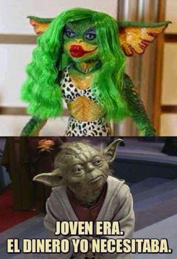 El pasado de Yoda