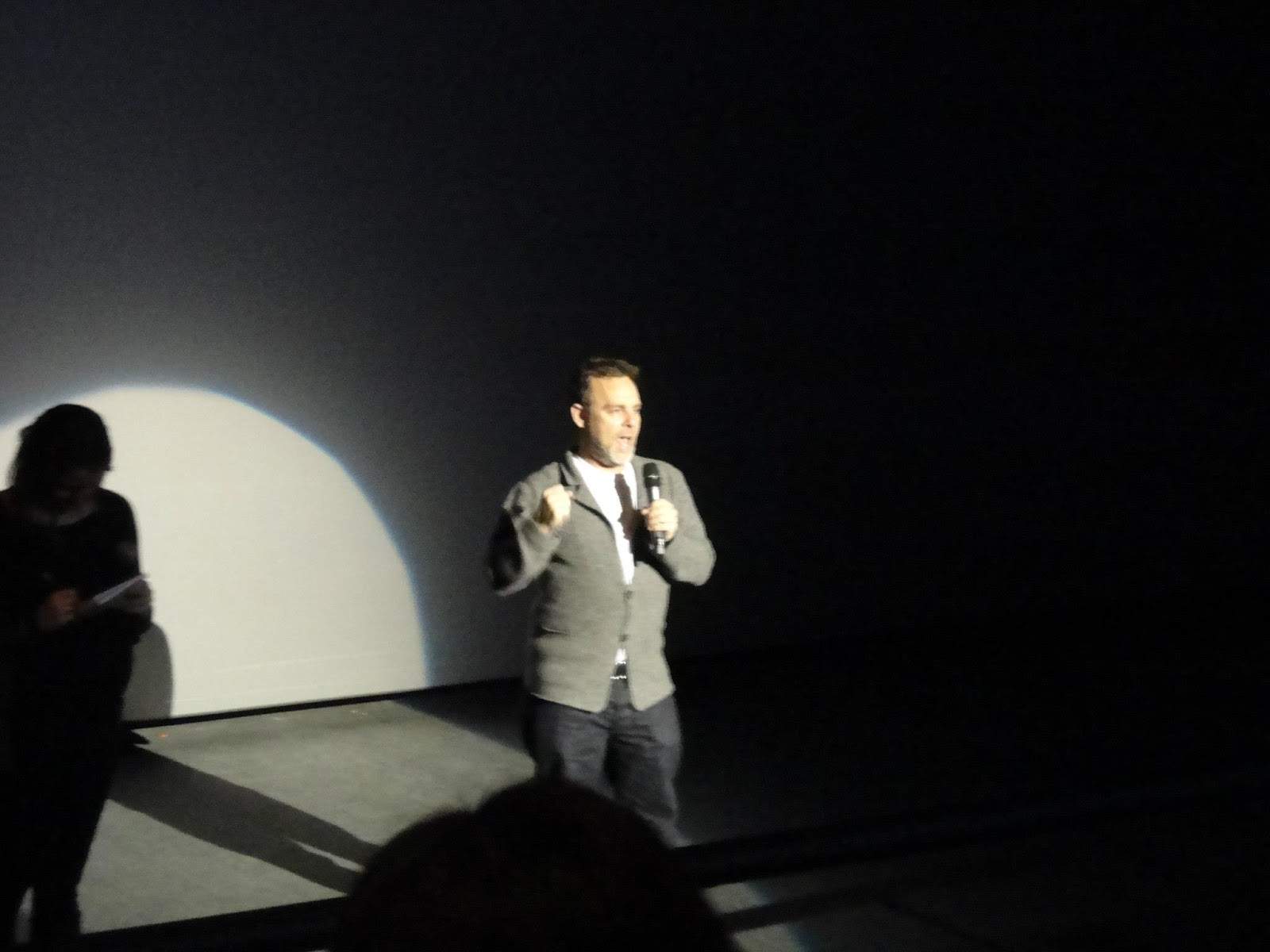 """Bryan Burk, productor de Star Trek: en la Oscuridad"""""""