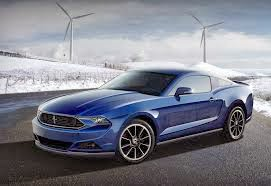 2015 Ford Mustang GT Design & Concept