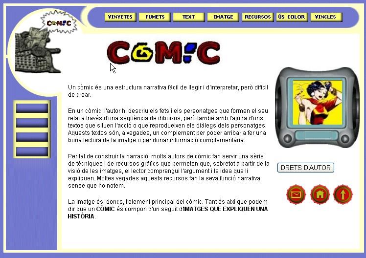 http://roble.pntic.mec.es/msanto1/lengua/2comic.htm