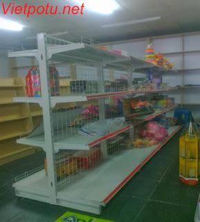 kệ siêu thị, giá kệ siêu thị
