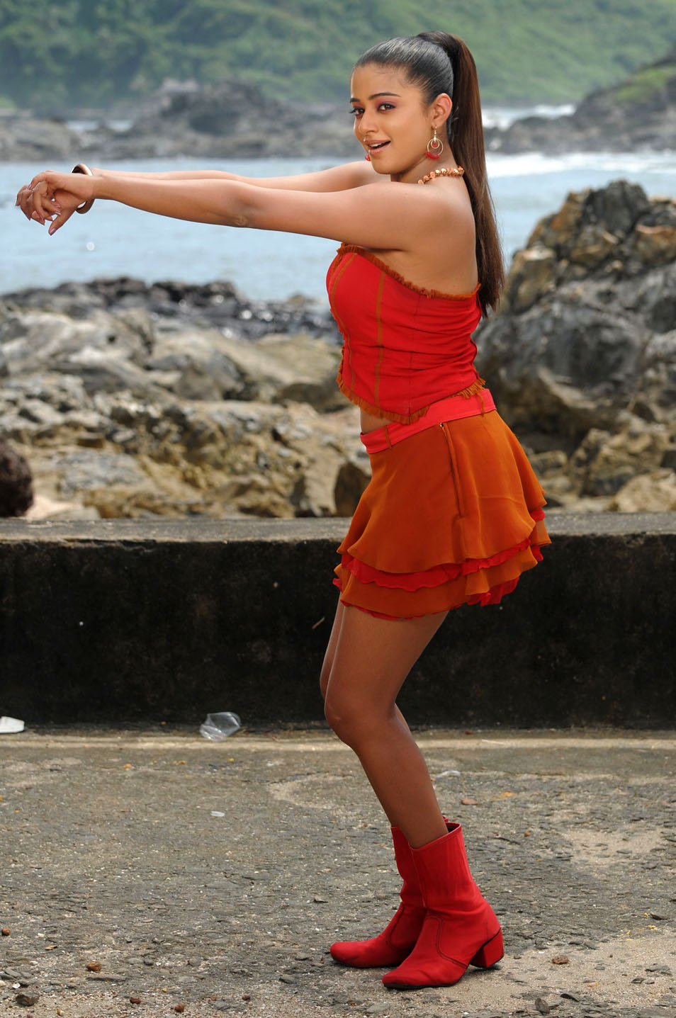 Priyamani Hot Pic1 - Priyamani Latest Hot Pics -2012