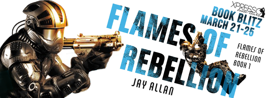 Flames of Rebellion Book Blitz
