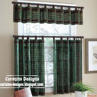best valance design green Best 20 valance designs and small curtains for windows   2