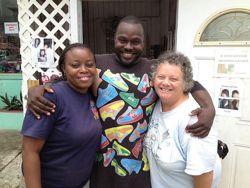 Antigua church plant