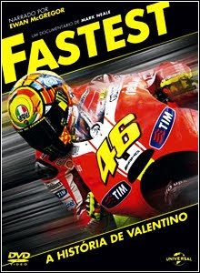 Baixar Filmes Download   Fastest: A Histria de Valentino Rossi (Dual Audio) Grtis