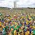 Protestos contra Dilma reúnem cerca de 25 mil em 9 Estados e no DF