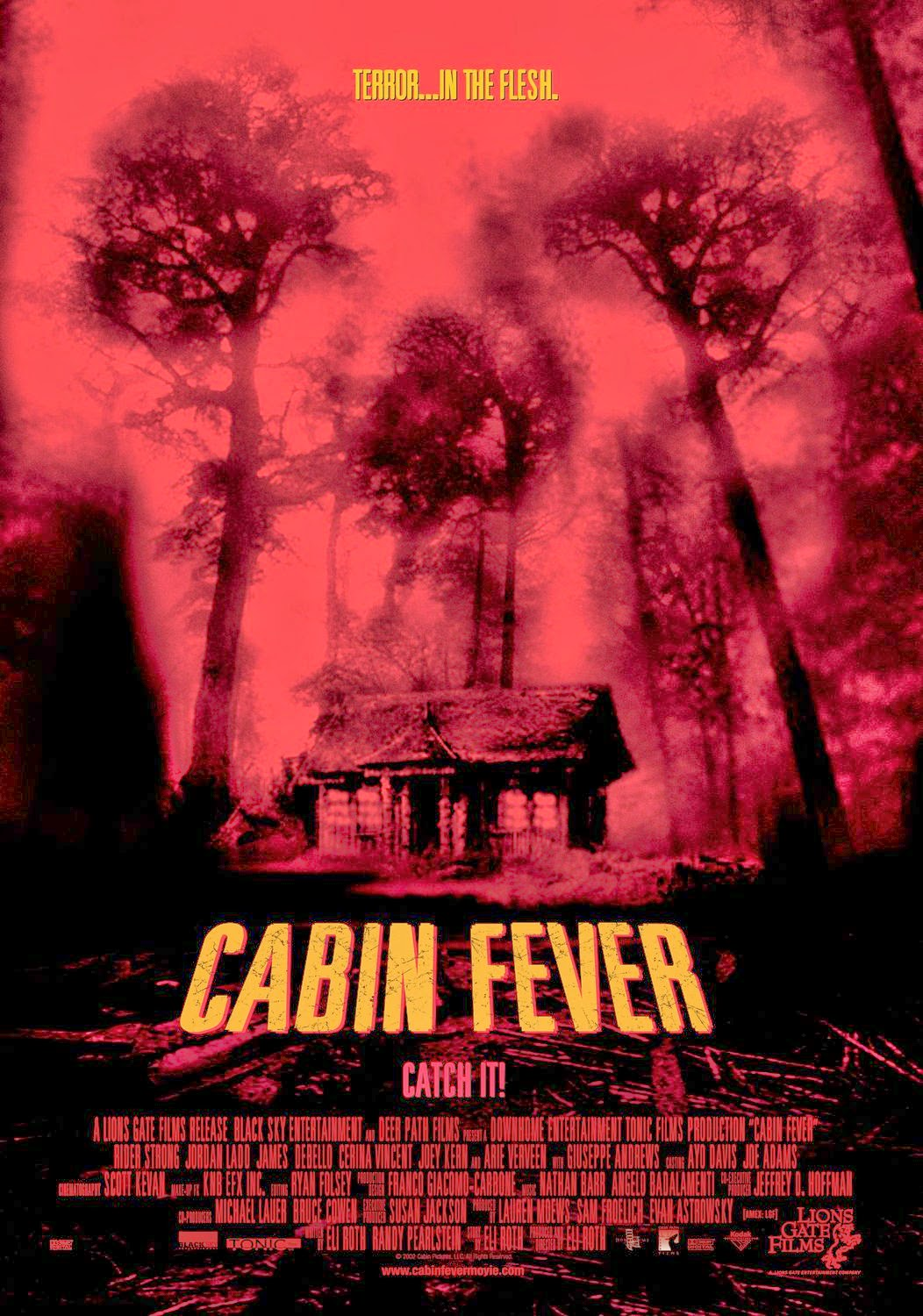 Trạm Dừng Tử Thần - Cabin Fever (2002) Poster