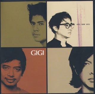 GIGI - Aku Dan Aku | Full Album 2012