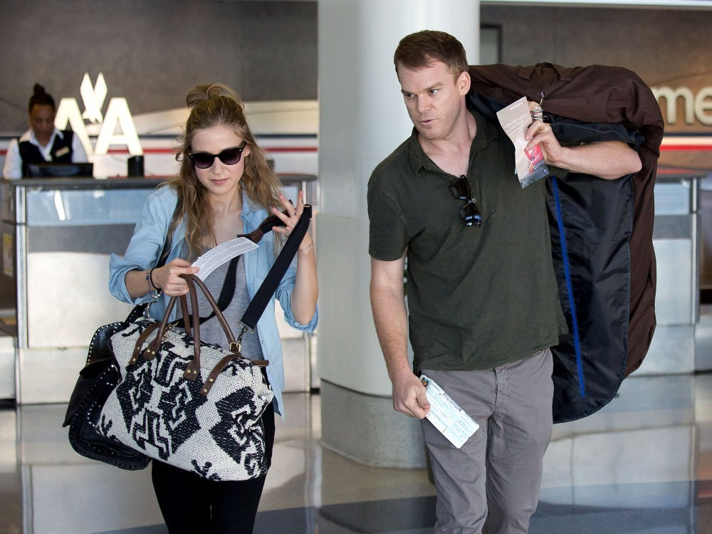 Michael C. Hall Divorce Finalized Who is Dexter Star Dating Now