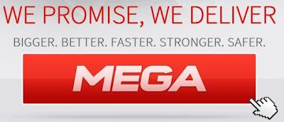 موقع Mega لتخزين الملفات علي الانترنت يعود من جديد