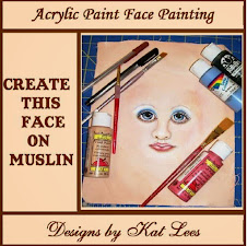 Acrylic Face Painting