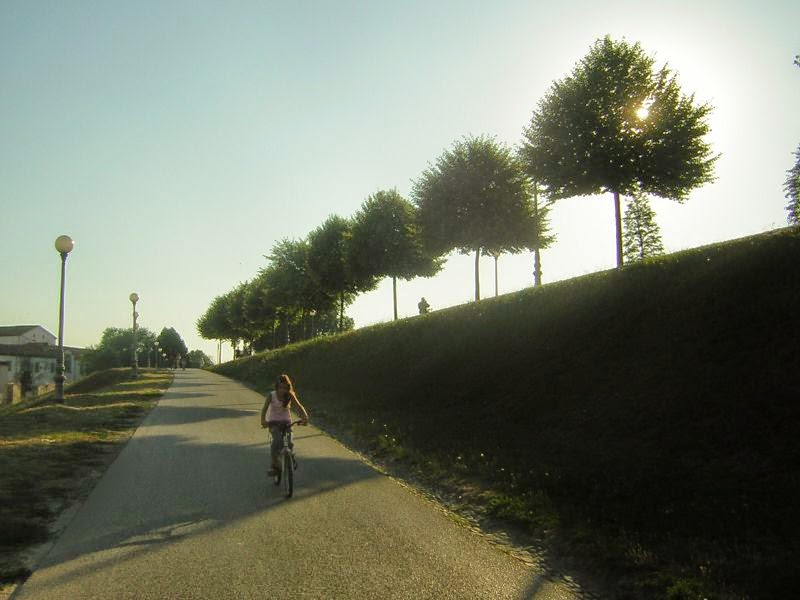 Tuscany is a wonderful place for cycling