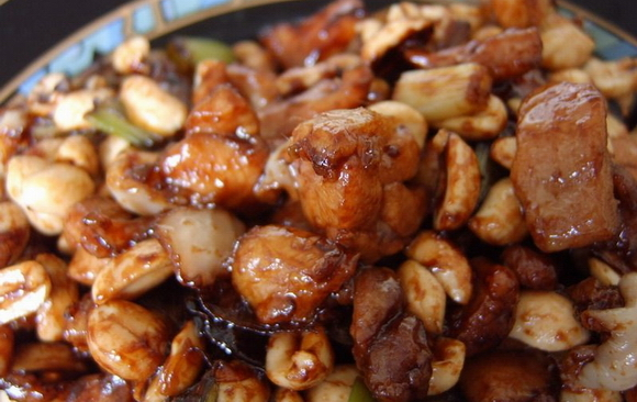 Kung Pao Chicken Recipe - Riley Recipe Blog
